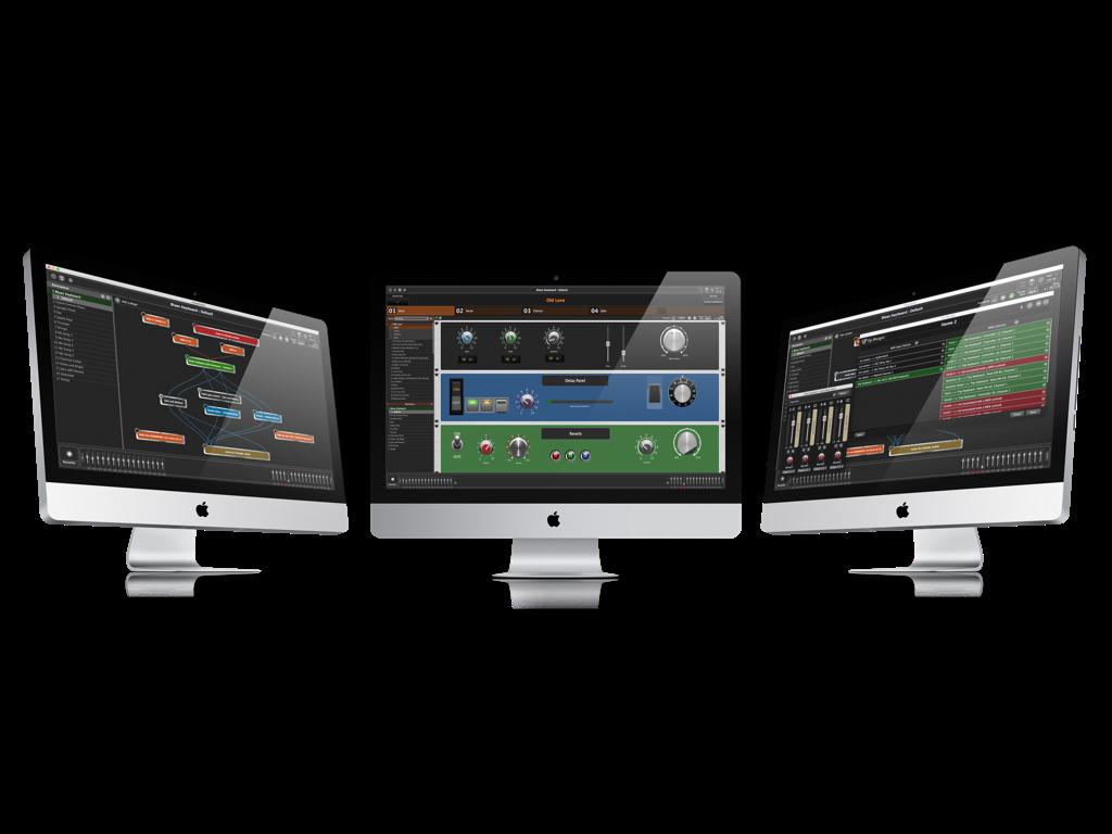 Gig Performer   Cross platform VST/VST3/AU Plugin Host for