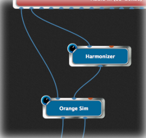 Channel strip way vs visual way, Gig Performer