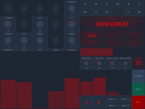 OpenStageControl, Gig Performer, control your guitar or keyboard effects with Web browser