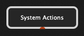 System Actions plugin block in Gig Performer 4